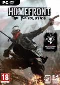 Homefront: The Revolution Windows Front Cover