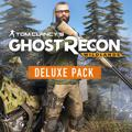 Tom Clancy's Ghost Recon: Wildlands - Deluxe Pack PlayStation 4 Front Cover