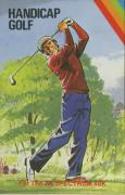 Handicap Golf ZX Spectrum Front Cover