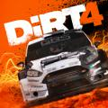 DiRT 4 PlayStation 4 Front Cover