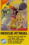 StarQuest: Rescue at Rigel VIC-20 Front Cover