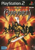 Barbarian PlayStation 2 Front Cover