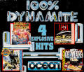 100% Dynamite Amstrad CPC Front Cover