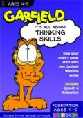 Garfield's It's All About Thinking Skills Windows Front Cover