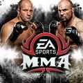 EA Sports MMA PlayStation 3 Front Cover