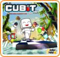 Cubit: The Hardcore Platformer Robot HD Wii U Front Cover