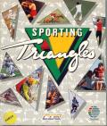 Sporting Triangles Amiga Front Cover