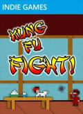 Kung Fu Fight Xbox 360 Front Cover