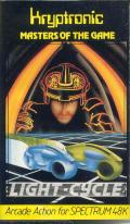 Light  Cycle ZX Spectrum Front Cover