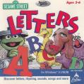 Sesame Street: Letters Windows Front Cover