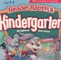 Reader Rabbit's Kindergarten Macintosh Front Cover