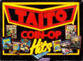 Taito Coin-Op Hits Amstrad CPC Front Cover