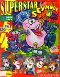 Superstar Seymour ZX Spectrum Front Cover