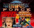 Dark Force Amstrad CPC Front Cover