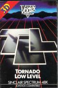 TLL: Tornado Low Level ZX Spectrum Front Cover
