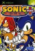 Sonic Mega Collection Plus Xbox Front Cover