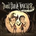 Don't Starve Together PlayStation 4 Front Cover