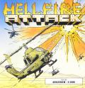 Hellfire Attack ZX Spectrum Front Cover