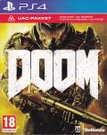DOOM (UAC Pack) PlayStation 4 Front Cover