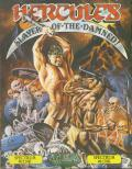 Hercules: Slayer of the Damned! ZX Spectrum Front Cover