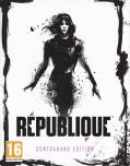 République (Contraband Edition) PlayStation 4 Front Cover