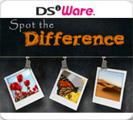 Spot the Difference Nintendo DSi Front Cover