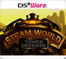 SteamWorld: Tower Defense Nintendo DSi Front Cover