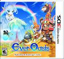 Ever Oasis Nintendo 3DS Front Cover