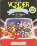 Wonder Boy ZX Spectrum Front Cover