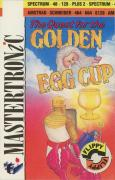 The Quest for the Golden Eggcup Amstrad CPC Front Cover