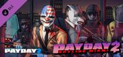 Payday 2: Hotline Miami Windows Front Cover