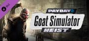 Payday 2: The Goat Simulator Heist Windows Front Cover