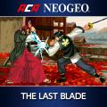 The Last Blade PlayStation 4 Front Cover