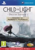 Child of Light (Deluxe Edition) PlayStation 3 Front Cover