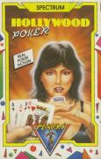 Hollywood Poker ZX Spectrum Front Cover