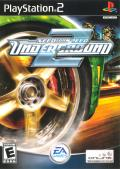 Need for Speed Underground 2 PlayStation 2 Front Cover