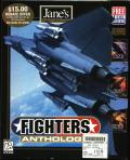 Jane's Combat Simulations: Fighters Anthology Windows Front Cover