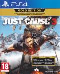 Just Cause 3: Gold Edition PlayStation 4 Front Cover