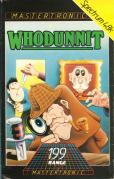 Whodunnit? ZX Spectrum Front Cover