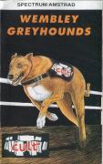 Wembley Greyhounds Amstrad CPC Front Cover
