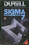 Sigma 7 Commodore 64 Front Cover