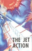The Jet Action Atari 8-bit Front Cover