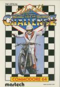 Eddie Kidd Jump Challenge Commodore 64 Front Cover