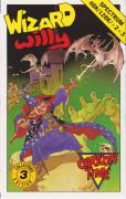Wizard Willy ZX Spectrum Front Cover