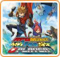 RPG Maker Fes Player Nintendo 3DS Front Cover