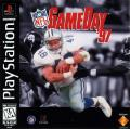 NFL GameDay '97 PlayStation Front Cover