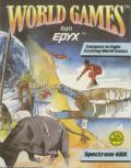 World Games ZX Spectrum Front Cover