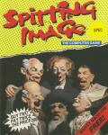 Spitting Image: The Computer Game ZX Spectrum Front Cover