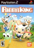 Ribbit King PlayStation 2 Front Cover
