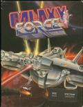 Galaxy Force II ZX Spectrum Front Cover